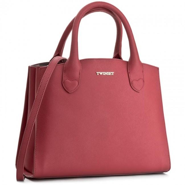 Handbag TWINSET - Tote Piccola AA7PDQ Rubino 00045
