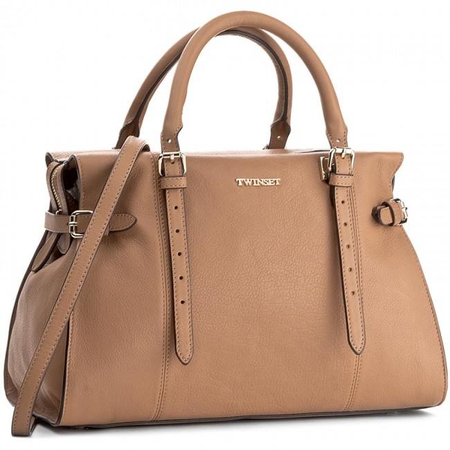 Handbag TWINSET - Tote Grande AA7PEA  Honey 00886