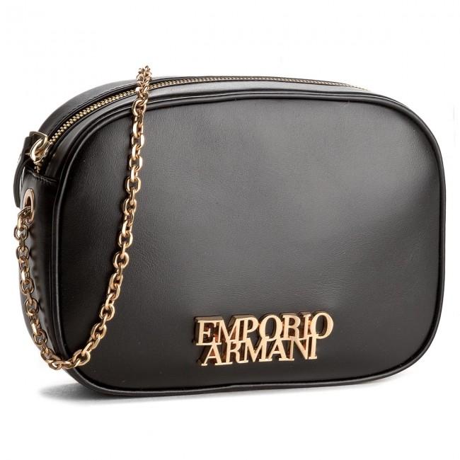 Handbag EMPORIO ARMANI - Y3B091 YDA8D 80001 Black