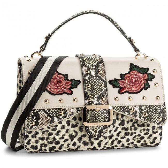davvero comodo la più grande selezione del 2019 fascino dei costi Handbag LIU JO - M Top Handl Melrose N18055 E0141 Macul Nature 00047