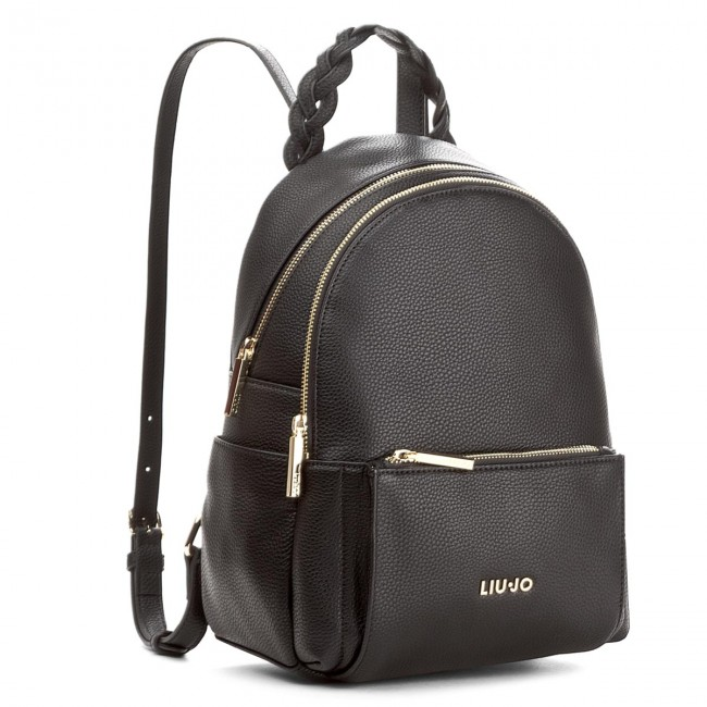 análisis Luna omitir  Backpack LIU JO - M Backpack Arizona A18052 E0086 Nero 22222 - Backpacks -  Handbags | efootwear.eu