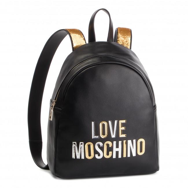 Backpack LOVE MOSCHINO - JC4258PP07KI0000  Nero