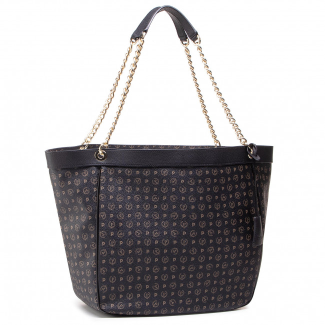 Handbag POLLINI - TE8447PP0AQ1100A  Nero/Vit.Nero