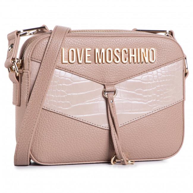 Handbag LOVE MOSCHINO - JC4288PP0BKP120A Taupe