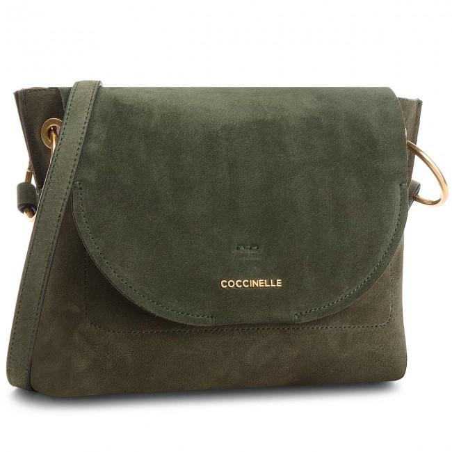 1307b07926e4 Handbag COCCINELLE - CC1 Essentielle Suede E1 CC1 15 02 01 Caper G02