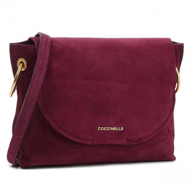 3729473f19bc Handbag COCCINELLE - CC1 Essentielle Suede E1 CC1 15 02 01 R04