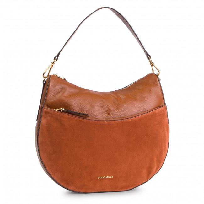 Handbag COCCINELLE - DK5 Persefone E1 DK5 13 02 01 Brule/Brule W74
