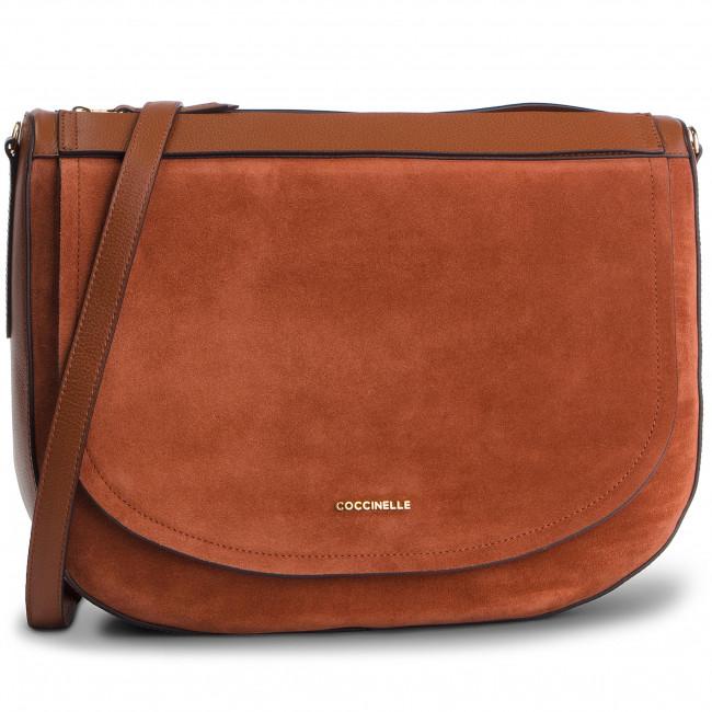 Handbag COCCINELLE - DK5 Persefone E1 DK5 13 01 01 Brule/Brule W74