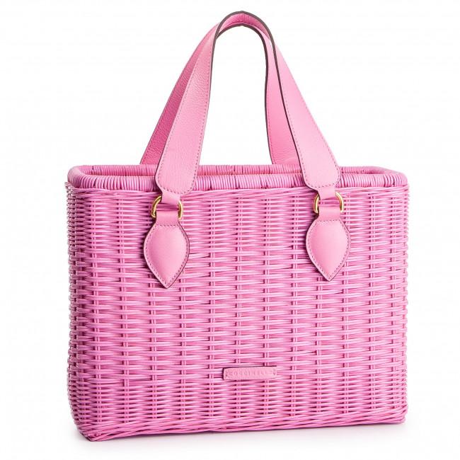 Handbag COCCINELLE - D70 Jade Rattan E1 D70 11 01 01 B. Gumb/ B. Gum P10