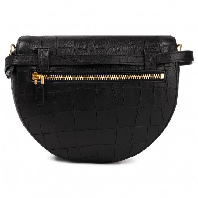 Waist Pack COCCINELLE - FC1 Blackie Croco Soft E1 FC1 15 01 01 Noir 001
