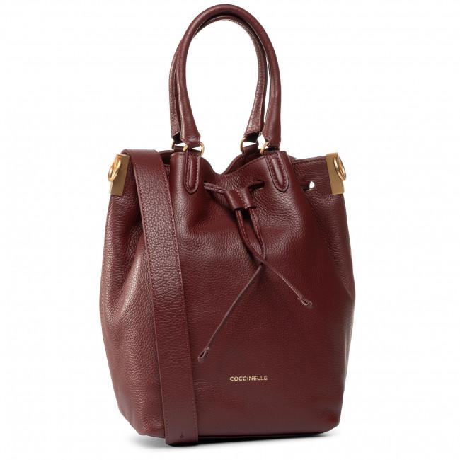 Handbag COCCINELLE - GQ0 Gabrielle E1 GQ0 18 02 01 Marsala R22
