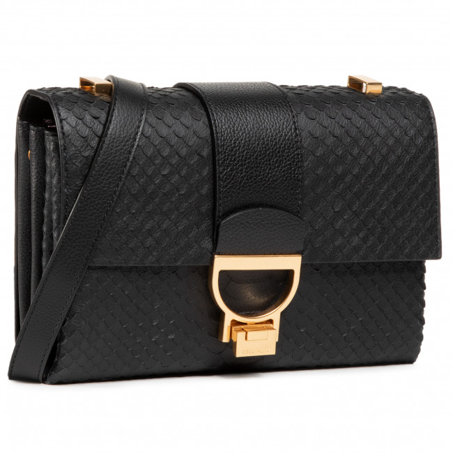 Handbag COCCINELLE - H20 Arlettis Phyton Lul E1 H20 12 07 01 Noir 001