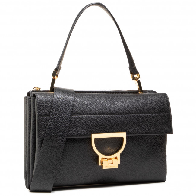 Handbag COCCINELLE - HD5 Arlettis E1 HD5 12 01 01 Noir 001
