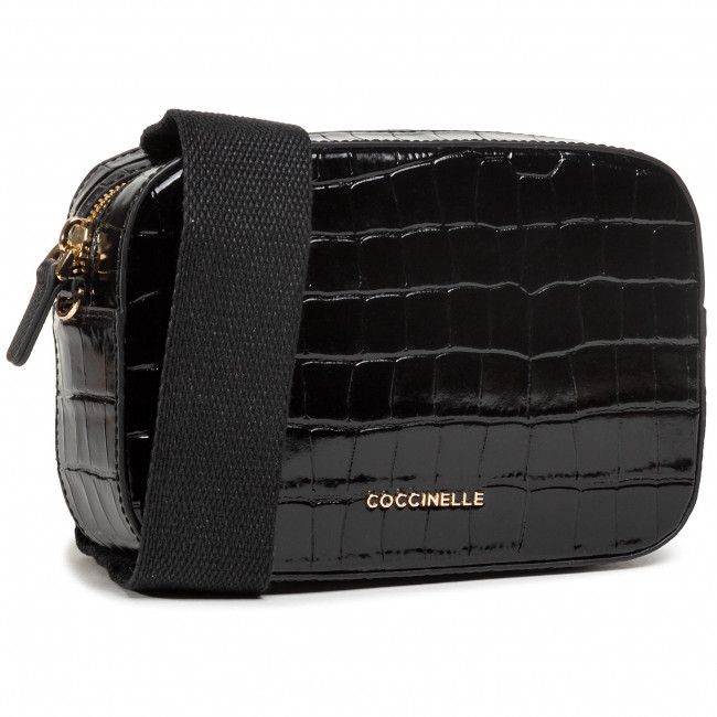 Handbag COCCINELLE - HV3 Mini Bag E5 HV3 55 I1 06 Cro Noir 001