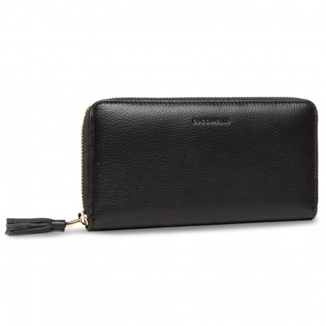 Large Women's Wallet COCCINELLE - HU0 Tassel E2 HU0 11 04 01 Noir 001