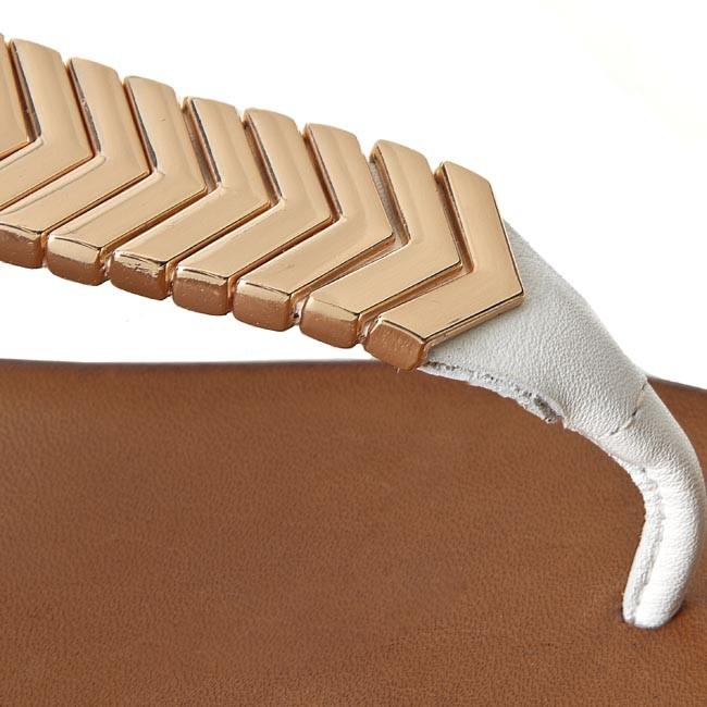 innovative design 9afba bf7f5 Slides INUOVO - Rio 5273 White Leather