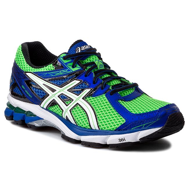 Shoes ASICS - Gt-1000 3 T4K3N Neon Green/White/Blue
