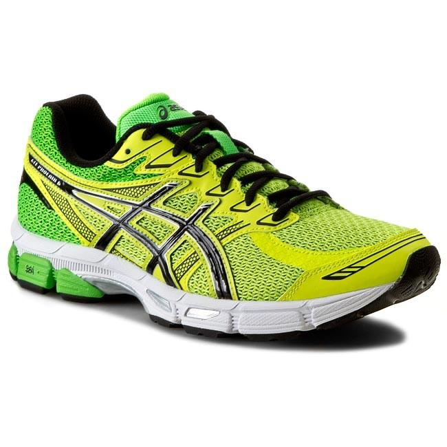 Shoes ASICS - Gel - Phoenix 6 T420N Flash Yellow/Onyx/Flash Green