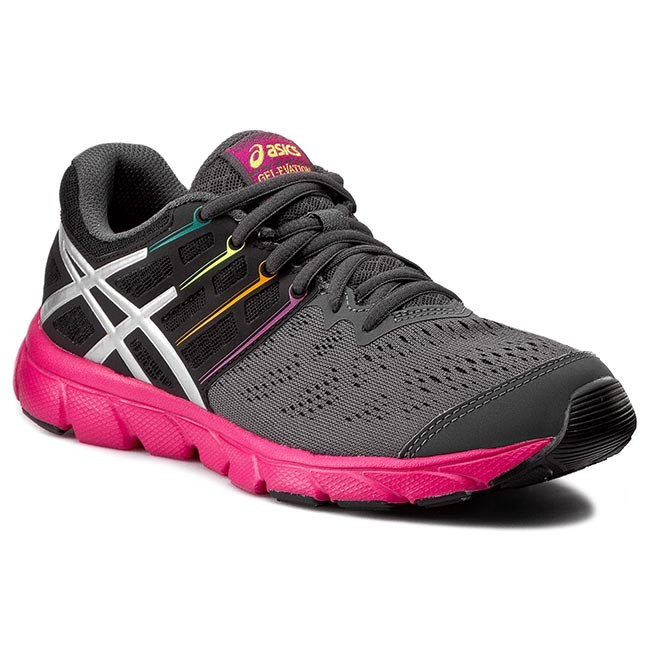 Shoes ASICS - Gel-Evation T589N Graphite/Silver/Onyx 7893