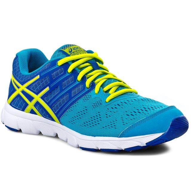 Shoes ASICS - Gel - Evation T539N Atomic Blue/Flash Yellow/Blue