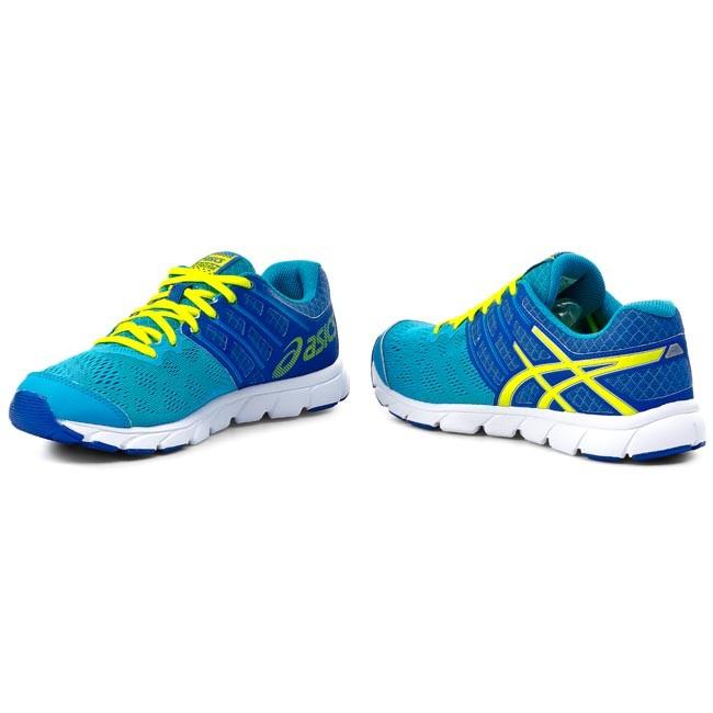 Shoes ASICS Gel Evation T539N Atomic BlueFlash YellowBlue