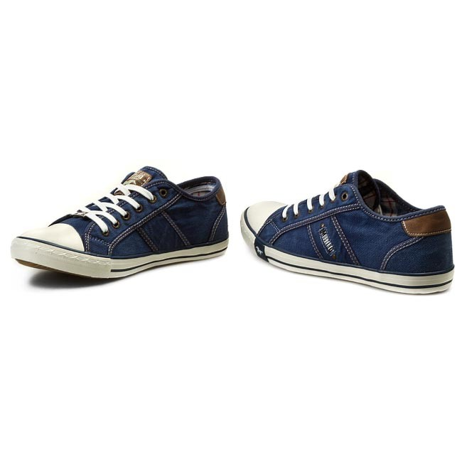 low priced 4270e 4d03b Sneakers MUSTANG - 36A034 Jeansblau