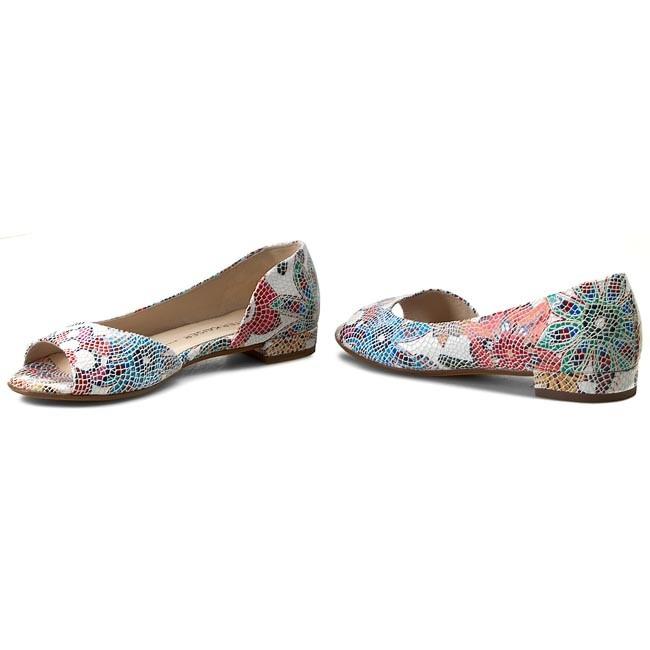 best website 2ebe7 c570c Shoes PETER KAISER - Deren 02349/415 Multicolor Mosaico