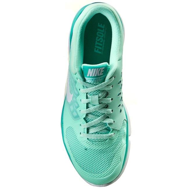 Women S Flex  Rn Running Shoe Artisan Teal White