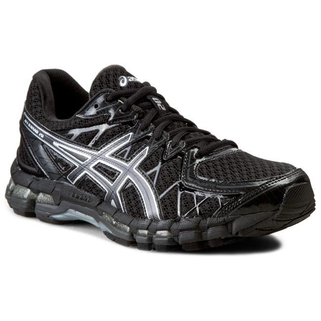 Shoes ASICS Gel Kayano 20 T3N2N BlackOnyxBlack 9099
