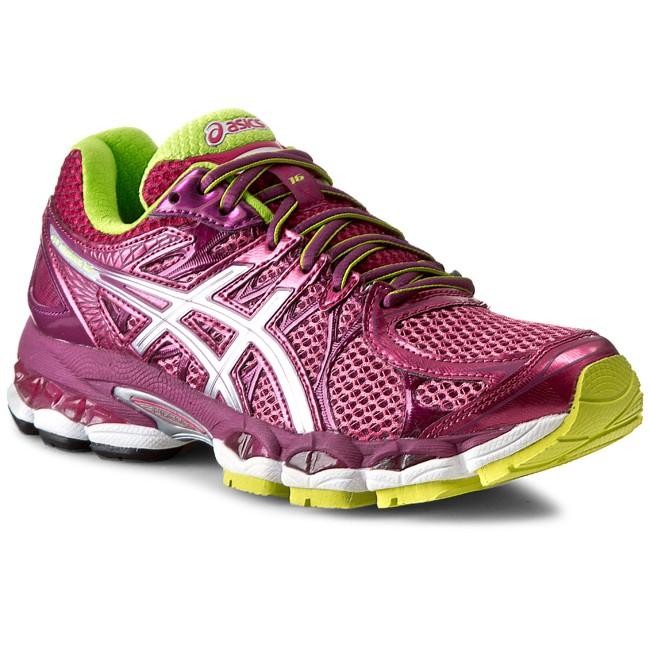 Shoes ASICS Gel Nimbus 16 T485N RaspberryLightningLime 2197