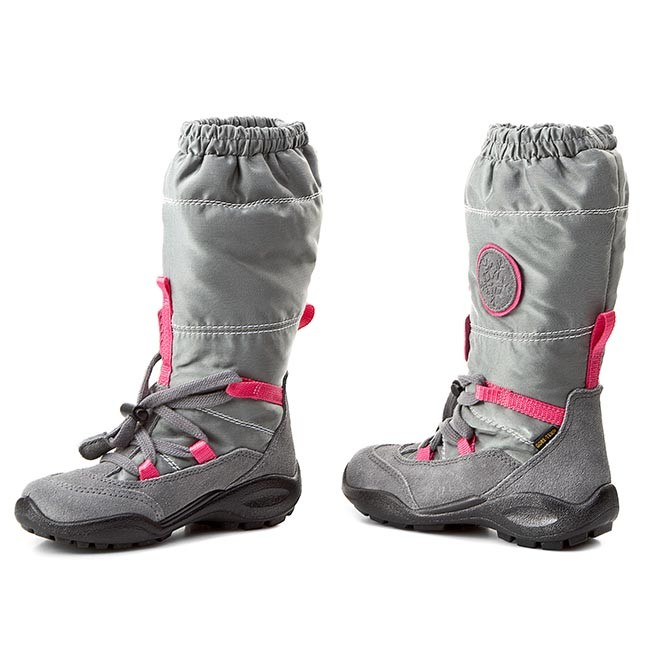 Snow Boots Ecco Winter Queen 72083257633 Titanium Titanium Trekker Boots High Boots And Others Girl Kids Shoes Efootwear Eu