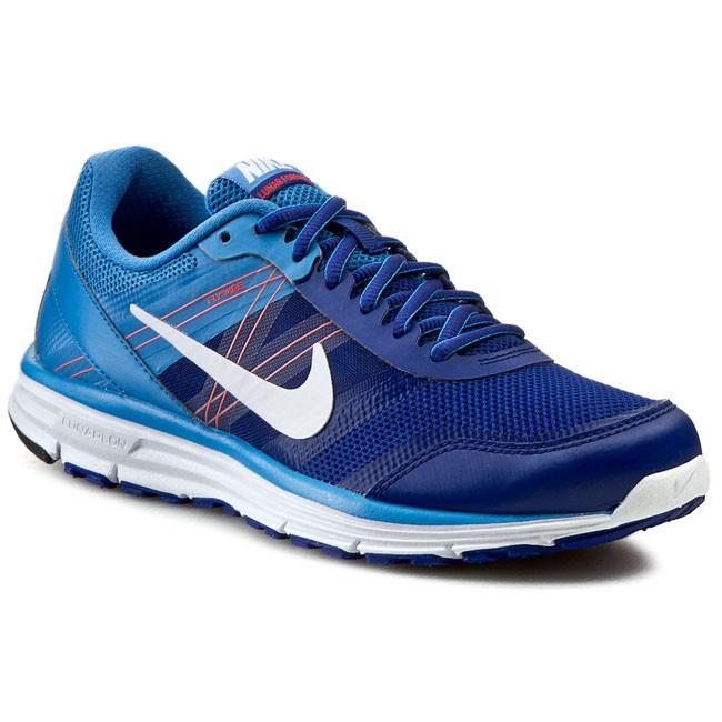 code promo 9cee7 1f7dc Shoes NIKE - Lunar Forever 4 Msl 704913 401 Dp Ryl Bl/White/Hrzn/Brght Crm