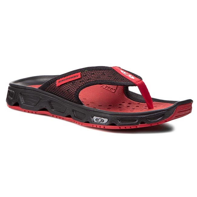 Slides SALOMON Rx Break 370704 29 M0 BlackFleaQuick