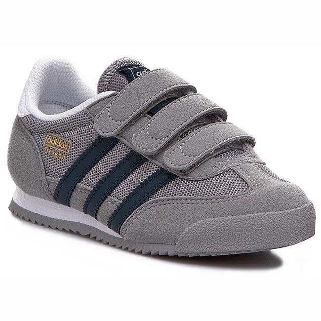 Shoes adidas Dragon Cf C B25682 MgsogrMidngtFtwwht