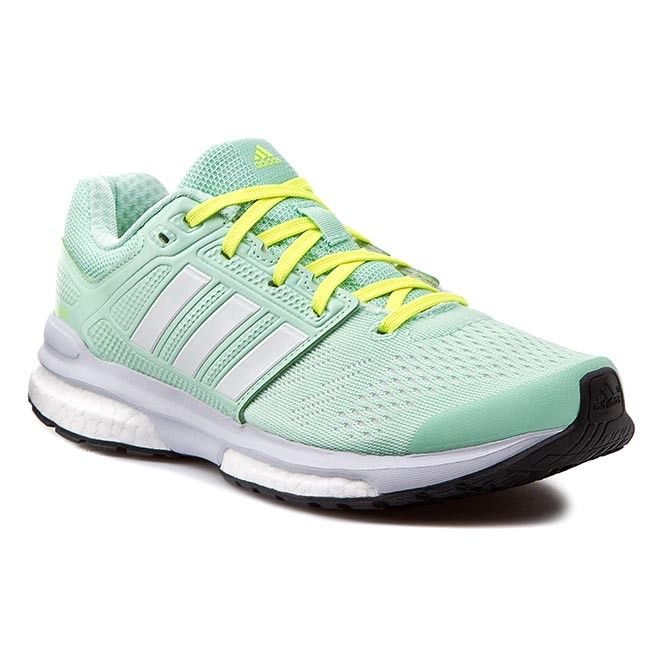 tanie trampki wyprzedaż w sprzedaży najniższa cena Shoes adidas - Revenge Boost 2 W B22926 Frogrn/Ftwwh