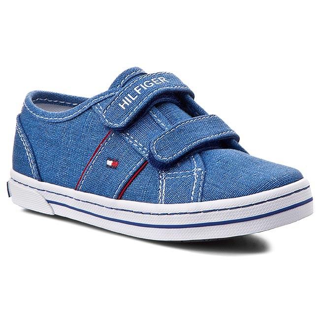Shoes TOMMY HILFIGER Slater 3E FG56819157 Monaco Blue 479