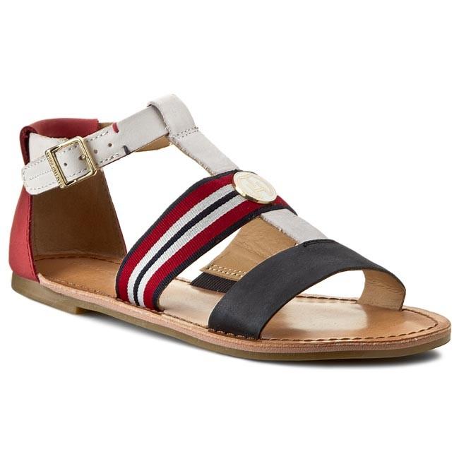 sandals tommy hilfiger julia 30c fw56818688 rwb 910. Black Bedroom Furniture Sets. Home Design Ideas
