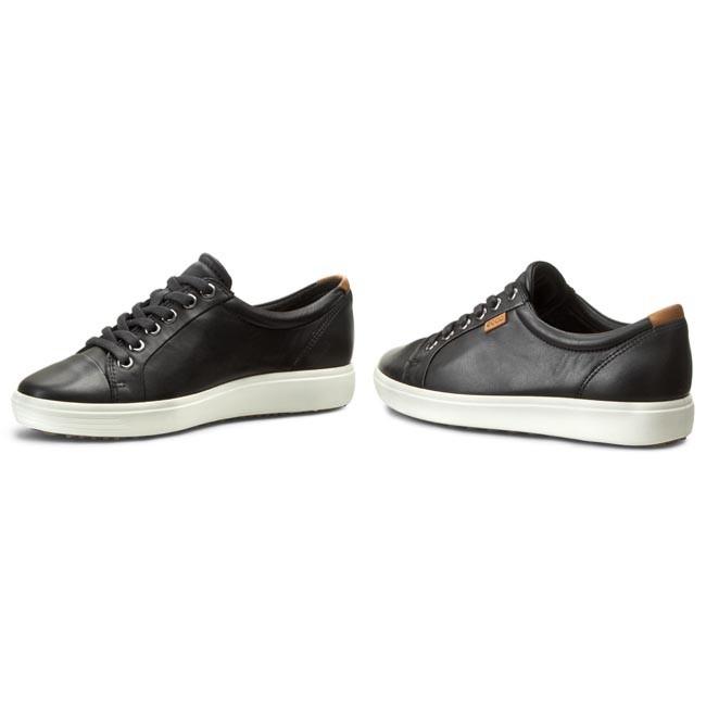 Shoes ECCO Soft 7 Ladies 43000301001 Black