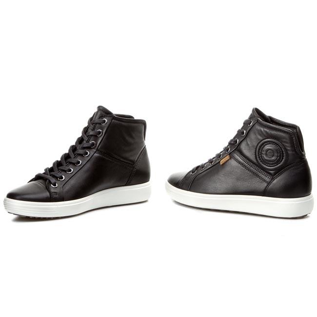 Sneakers ECCO Soft 7 Ladies 43002301001 Black