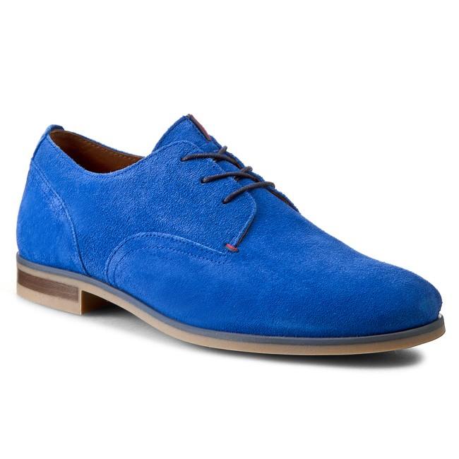 Shoes TOMMY HILFIGER Robert 1B FM56818411 Monaco Blue 479