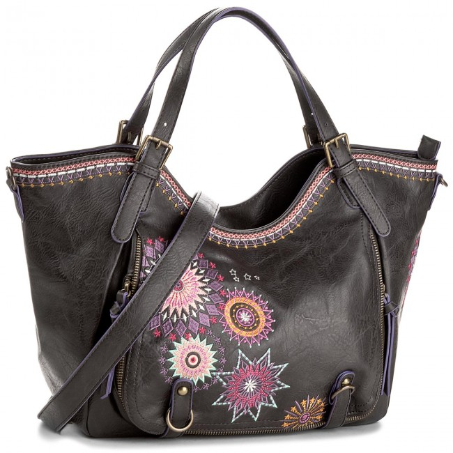 Handbag DESIGUAL - 18SAXPAT 3001