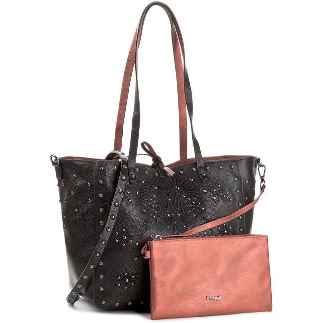 Handbag DESIGUAL - 18SAXPAN 2000