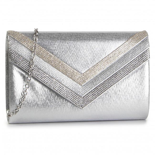 Handbag MENBUR - 846640009 Silver