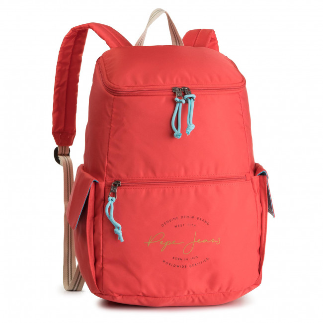Backpack PEPE JEANS - Yoga 7222363 Coral