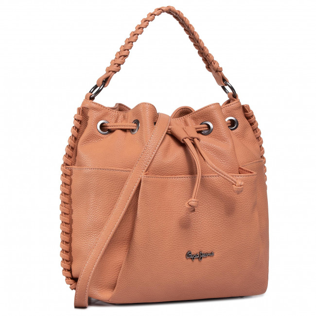 Handbag PEPE JEANS - Joumma Bags Sl. 7037225 Brown