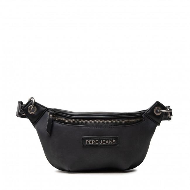 Waist Pack PEPE JEANS - PL031270 Black 999