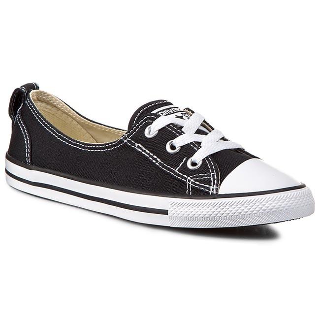 Sneakers CONVERSE Ct Ballet Lace 547162C Black