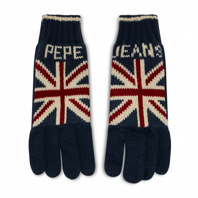 Kids gloves PEPE JEANS - Uno Gloves PB080075  Multi 0AA