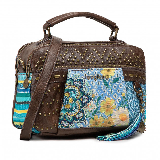 Handbag DESIGUAL - 21SAXAAT 5029