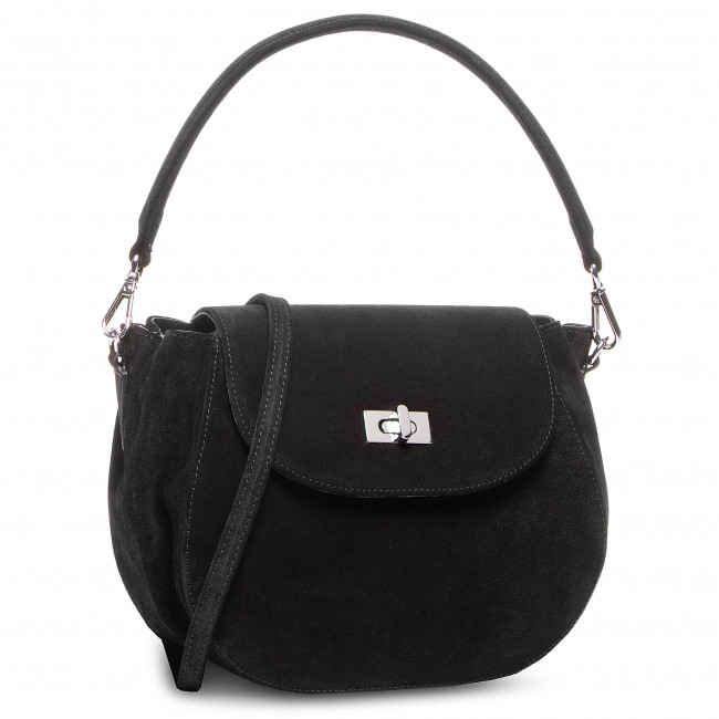 Handbag UNISA - Zgrapon Bs Black